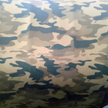 2016 16-046 military camouflage Printed 88% Polyester and 12% Spandex Weft weave fabric for Yoga suit and sports wear