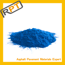 What's is coloured asphalt ,where can be used ?