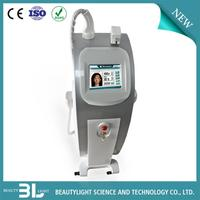 touch screen electric wave monopolar rf face lifting