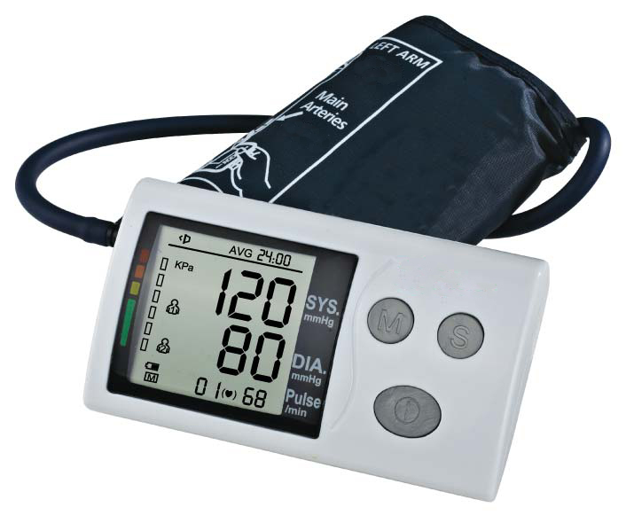 biggest discount wrist electric bp monitor meter EA-BP61W