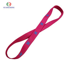 promotional sport men hair fancy hairbands