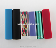 2015 power bank for philips dlp8000 2600mah portable electronic accessory design