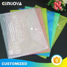 High performance good quality expandable plastic snap file folder