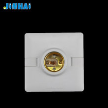 Wholesale E27 Lamp Holder Wall Mounting Plastic Abs Lamp Base