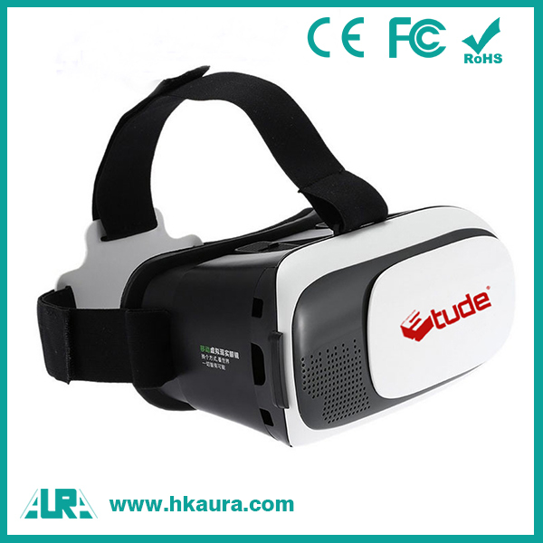 Limited time discount activity magic glasses video vr glasses cardboard