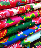 double sided 100% cotton fabric