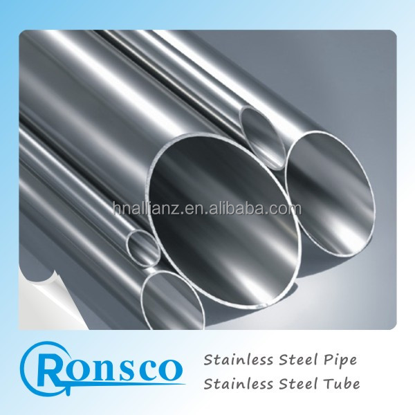 Welded Round DN 10 inch 2b finish Stainless Steel Pipe Sizes Metric, 201 20mm diameter stainless steel pipe price
