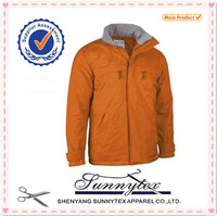 SUNNYTEX OEM 2015 clothing outdoor men custom waterproof sports jacket