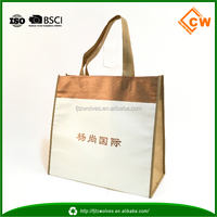 Hot sale laminated foldable shopping bag
