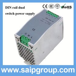 DIN rail 4-7*1w constant current led driver 12v 50 amp power supply