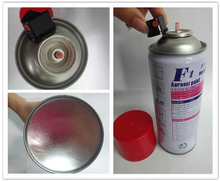 Free Samples Colorful Coating aerosol spray paint