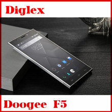 New Product Original Doogee F5 MTK6753 Octa core Mobile Phone 3GB/16GB Dual sim 13.0MP 5.5inch 1920*1080 pixels 4G Factory Price