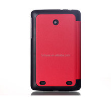 China manufacture shockproof stand protective tablet case for lg g pad 7.0 v400