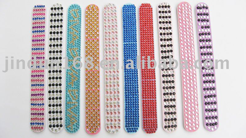 nail file crystal nail file emery board