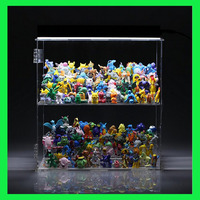 Wholesales Pokemon Action Figures New Cute Monster Mini Figures Toys Best Christmas&Birthday Gifts brinquedos 3cm