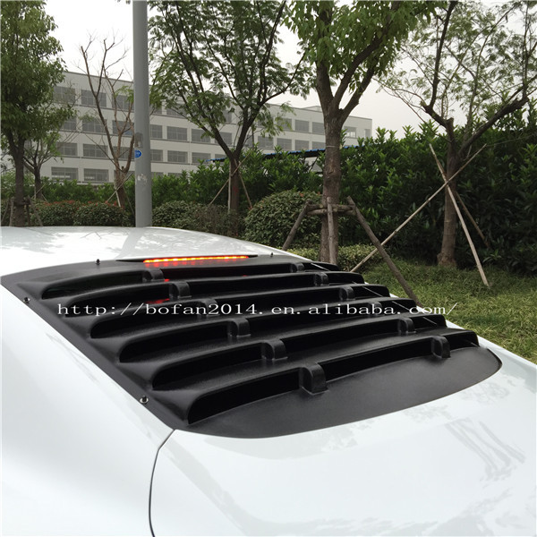 15 new Mustang rear window louver