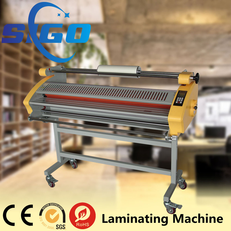 Electric Cheap cold laminating machine 1100S