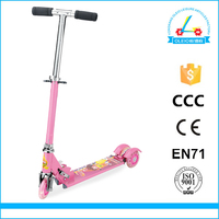 china factory direct sale tops 10 kick 3 wheels scooter