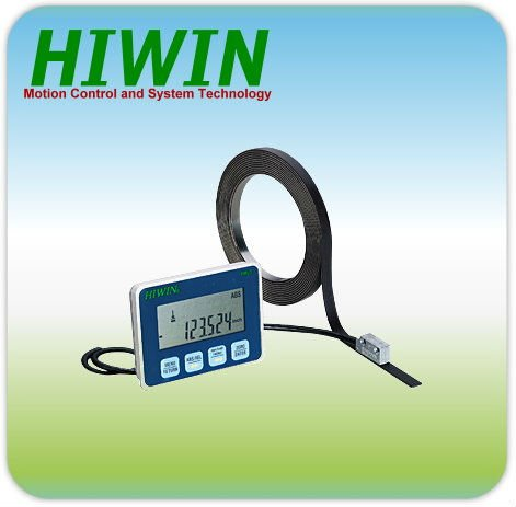 Convert analog signal output into digital signal position measurement/Measuring & Positioning Measurement(HIWIN)