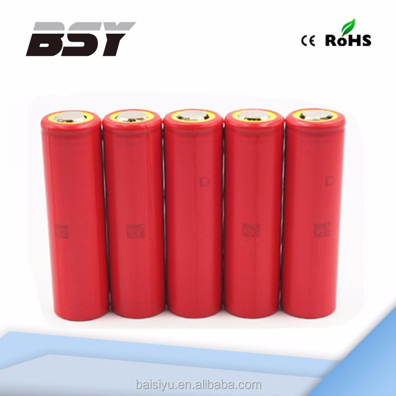new product Nominal Voltage 3.6V-4.2V battery cell 18650 primary battery 2600mAh 18650NSX