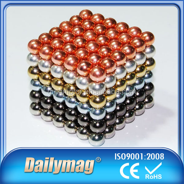 New Sphere Magnet Strong Magnetic Balls Puzzle