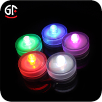 Garden Decoration Glowing Floral Lights