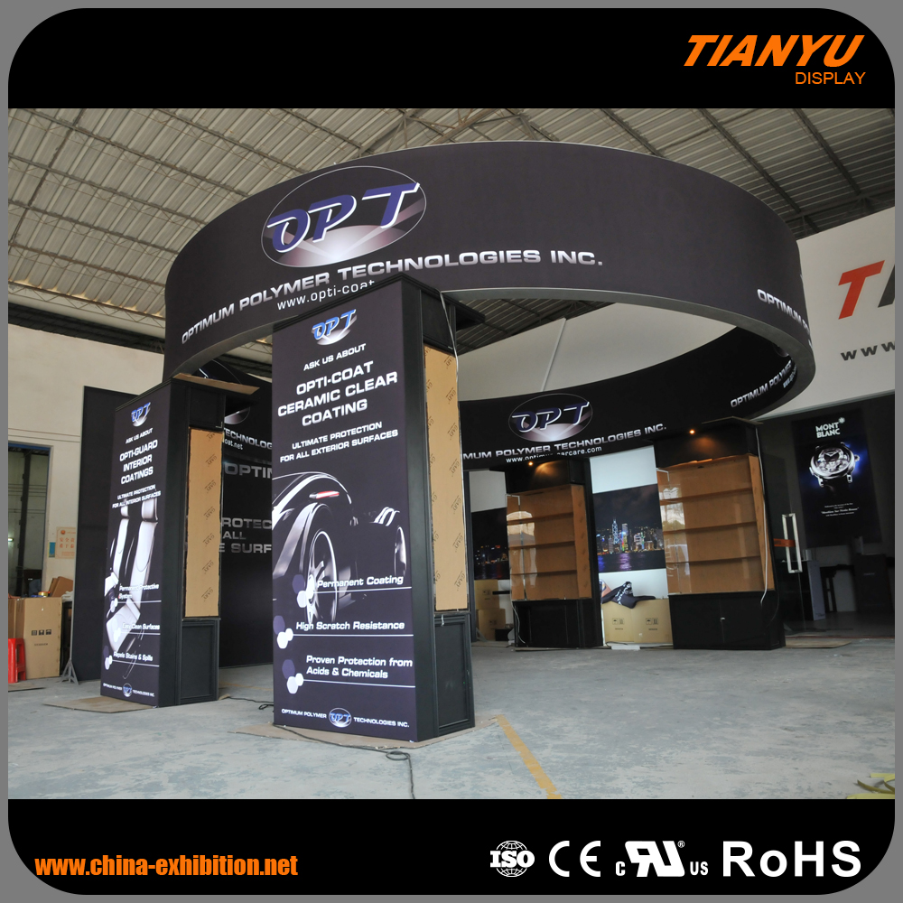 Exhibition Booth Material For Advertising