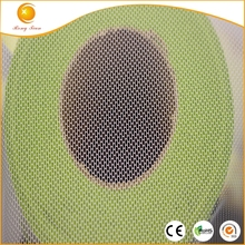 Thin polyester open tulle weave mesh fabric