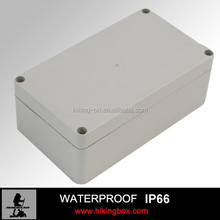 ABS Waterproof Plastic Electronic Enclosure/Ourdoor wall mounting box HPE074 158*90*60mm