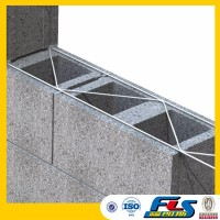 Truss Type Block Reinforcement Mesh For Construction