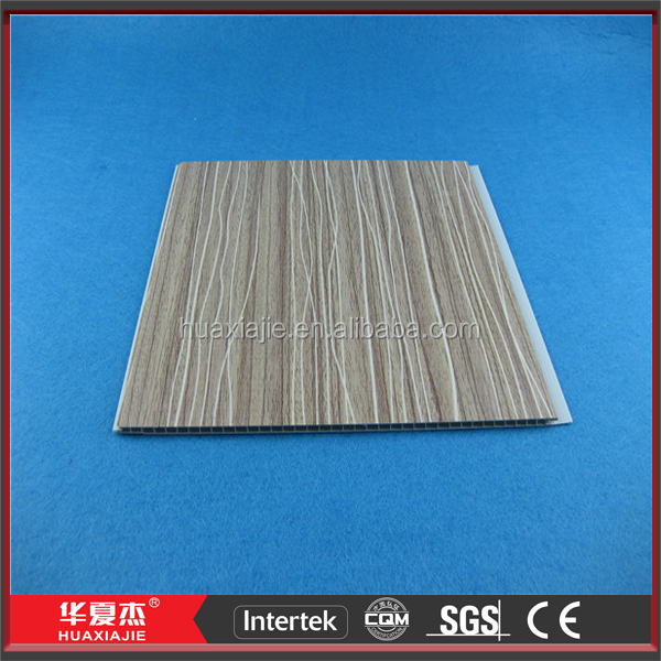 Decorative Interior Wall Board With Strip Pattern