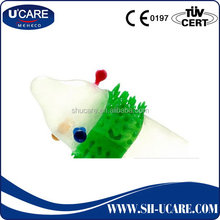 New Wholesale economic spike condom of rubber material