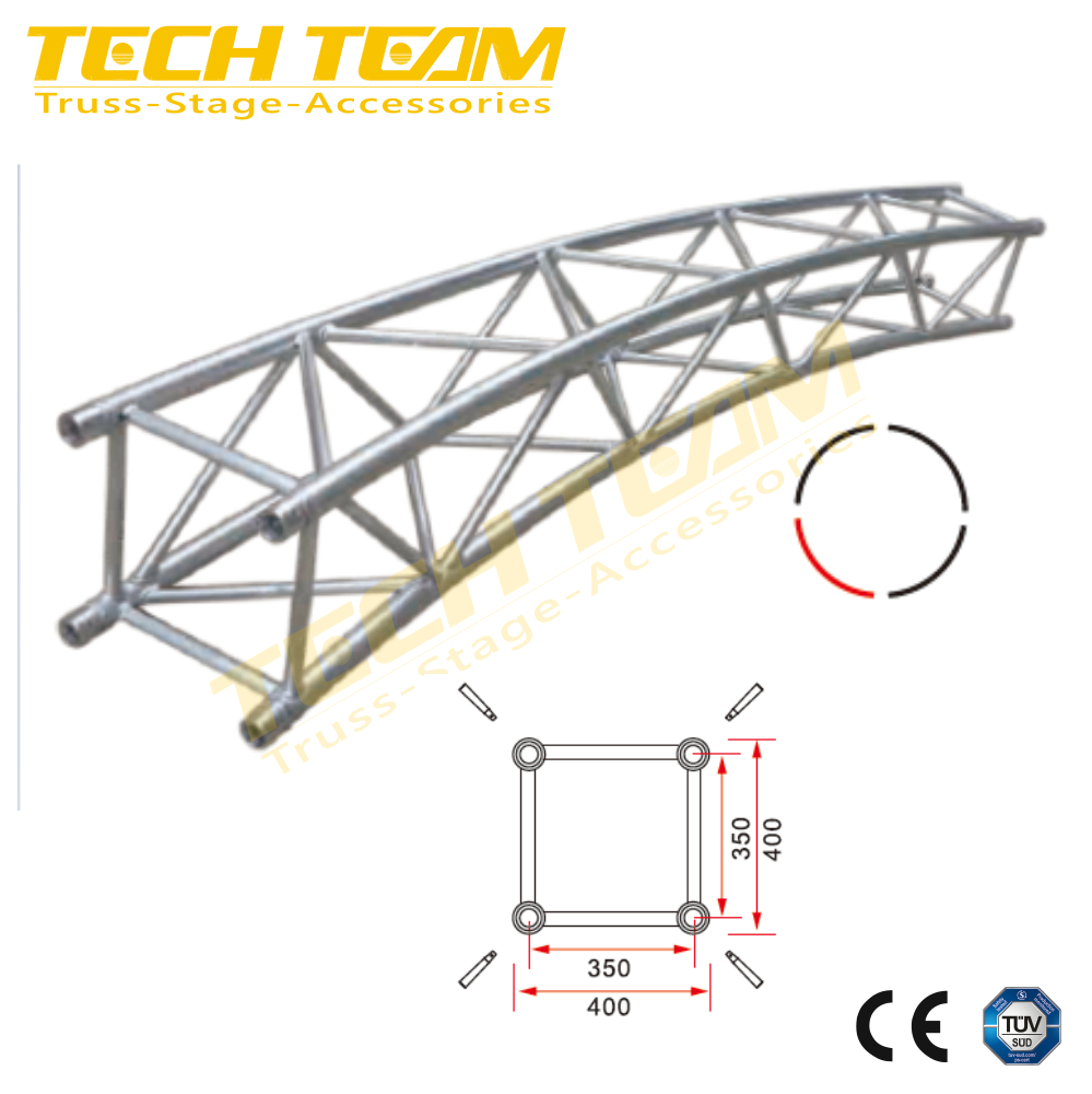 Birthday Event,Dancing Club,Dancing Bar Circle Truss For Hang Lighting