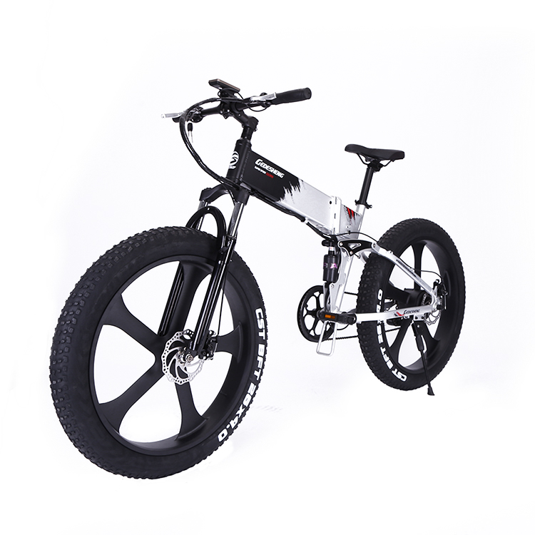 "Giant Electric Bike Heavy Duty 28"" Folding 29 29"" Inch Off Road Electric Bike"