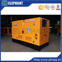 120KVA powerful silent diesel generators with low price machinery manufacture