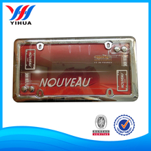 Metal License Frame America Usa Auto Car And Motorcycle Number Plate Frame