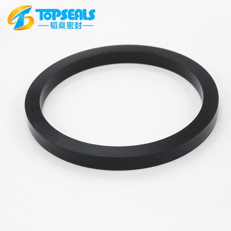 Viton Seals Flat Rubber O Ring - Buy Flat Rubber O Ring,Viton Flat ...