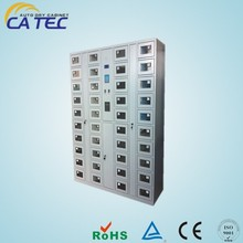 CE certified auto handphone lockers with window Power:85~220V