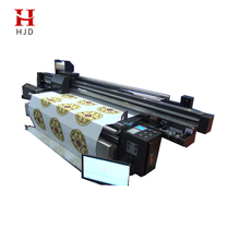 Belt Textile Digital Inkjet Printing Machine with DX5113 Printheads