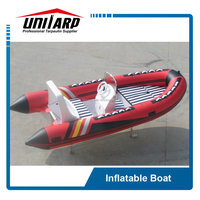 Mini fly fishing boat float tube inflatable pontoon fishing kayaks boat