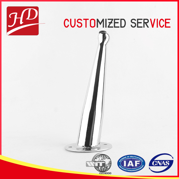 Hot selling stainless metal chair leg with high reputation