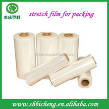 Superior Quality Construction Film/Recycle And Virgin Stretch Films