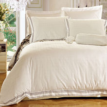 KOSMOS 100% cotton 5 star hotel bed linen set