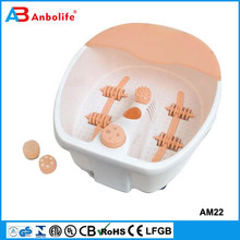 Anbolife popular for the maket electronic roller air pressure bag physical therapy machine air pressure leg massager