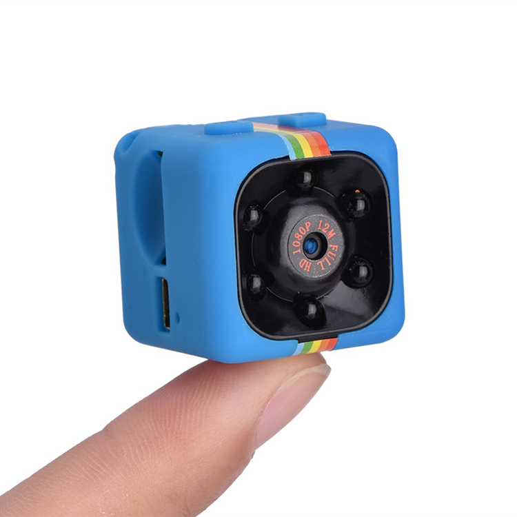 New SQ11 HD <strong>1080P</strong> Mini Camera Night Vision Mini Camcorder Sport Outdoor DV Voice Video Recorder Action Camera Support TF Card