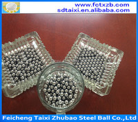 AISI52100 5/16'' G10 Chrome Steel Ball for bearing