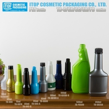 TB-G/GB/GC/GD/PD chemical resistant gear lubricants bottle plastic motor oil plastic bottle 100ml empty engine oil bottle design