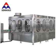 Soda water filling machine factory, carbonated water filling machine ,gas water bottling line