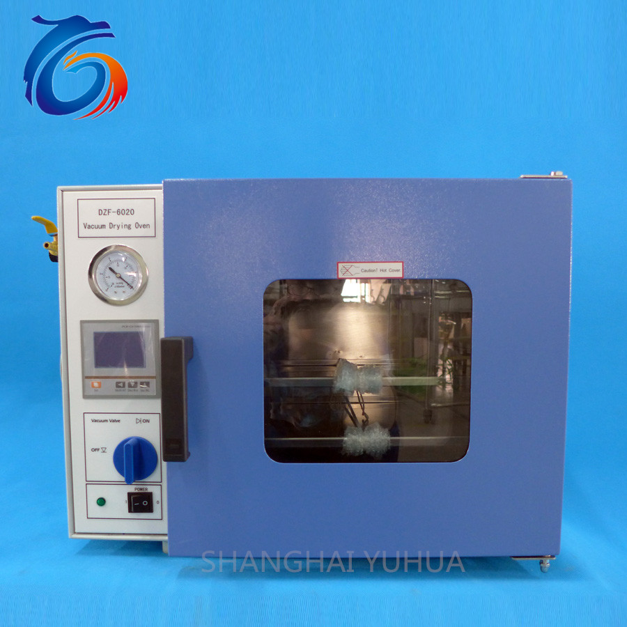 High Temperature Heat Treatment Small Vacuum Oven for Sale