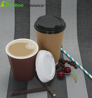 Paper and Coffee best sell disposable hot coffee cups paper wholesale